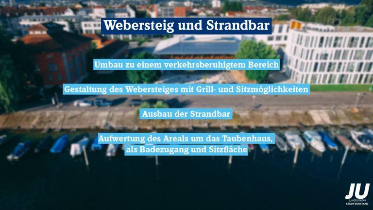 Webersteig